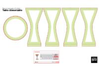 Gabarit fichier table formul