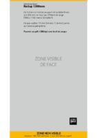 Gabarit fichier rollup 1200